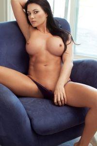 Elana Romanova Playboy Cybergirl