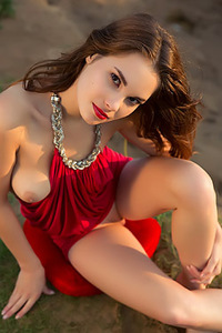 Diana Red Dress